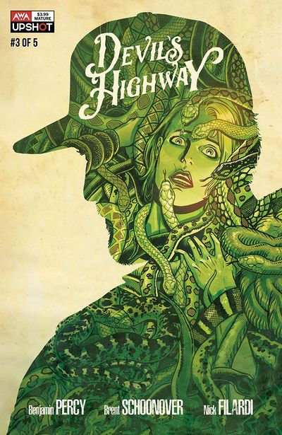 Devil's Highway #3 (2020)
