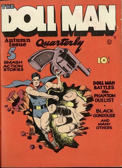 Doll Man #1 – 47 (1941-1953)