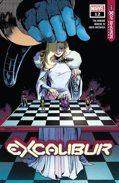 Excalibur #12 (2020)