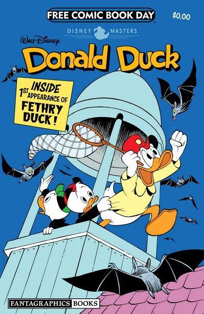 FCBD Disney Masters – Donald Duck (2020)