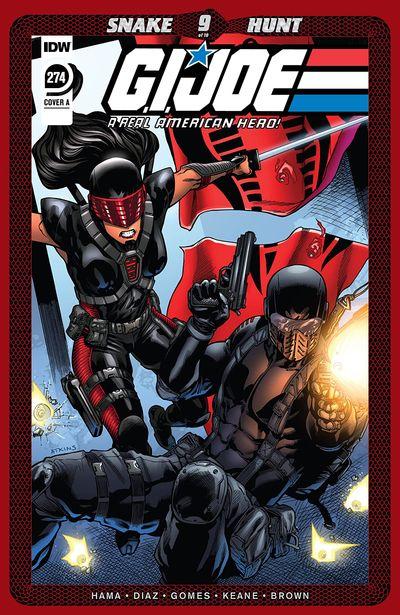 G.I. Joe – A Real American Hero #274 (2020)