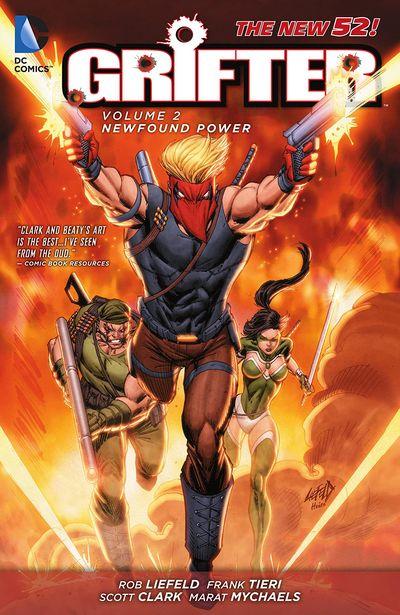 Grifter Vol. 2 – Newfound Power (TPB) (2013)