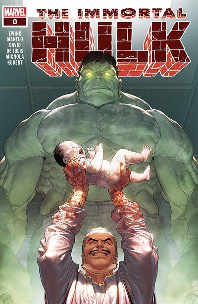 Immortal Hulk #0 (2020)