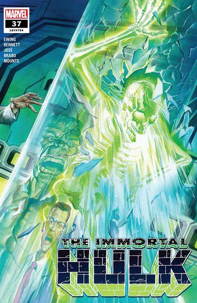 Immortal Hulk #37 (2020)