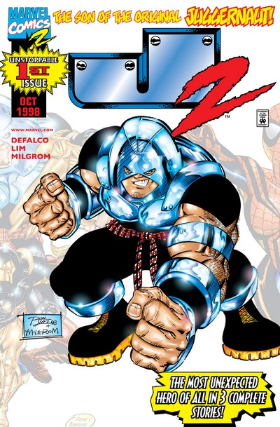 J2 #1 – 12 (1998-1999) (Digital+Scan)