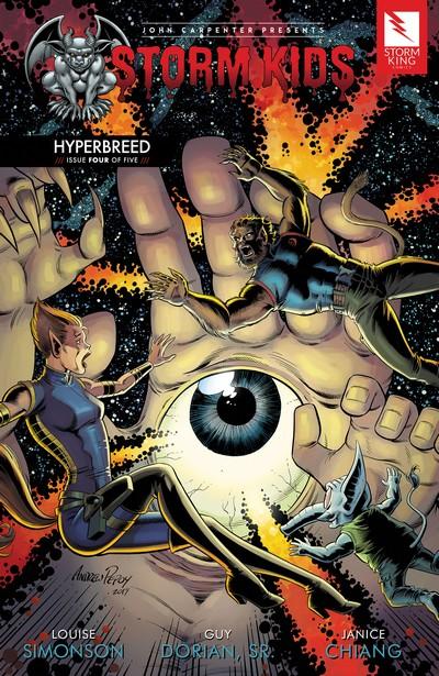 John Carpenter Presents Storm Kids – Hyperbreed #4 (2020)