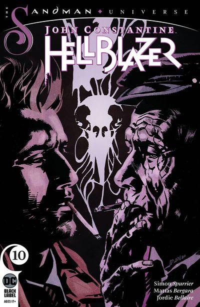 John Constantine – Hellblazer #10 (2020)
