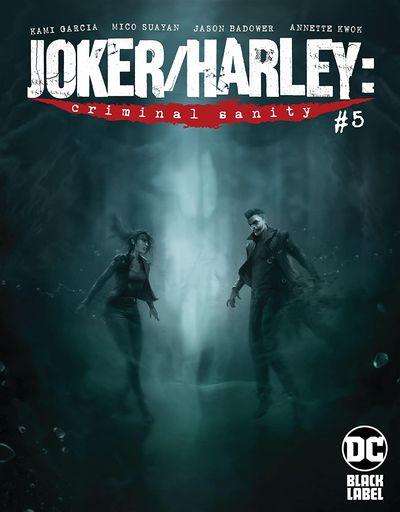 Joker – Harley – Criminal Sanity #5 (2020)