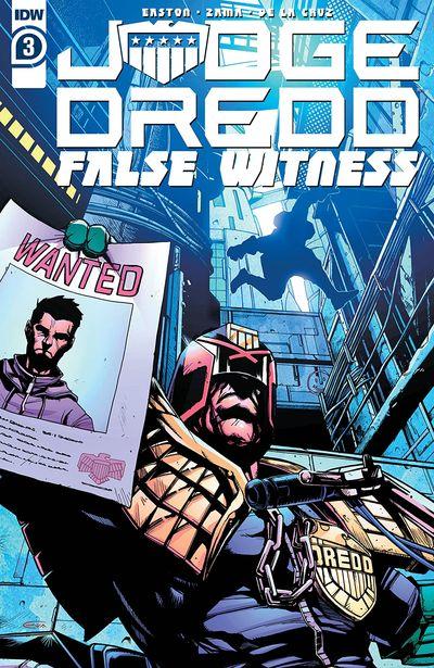 Judge Dredd – False Witness #3 (2020)