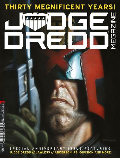 Judge Dredd Megazine #424 (2020)