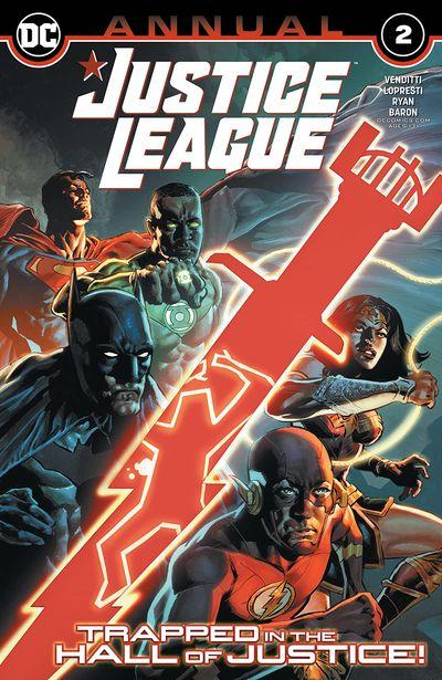 Justice League Annual #2 (2020)