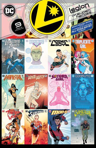 Legion of Super-Heroes #9 (2020)