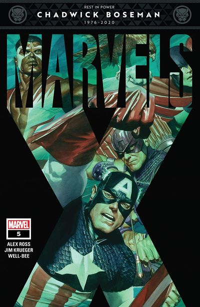 Marvels X #5 (2020)