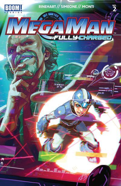 Mega Man – Fully Charged #2 (2020)