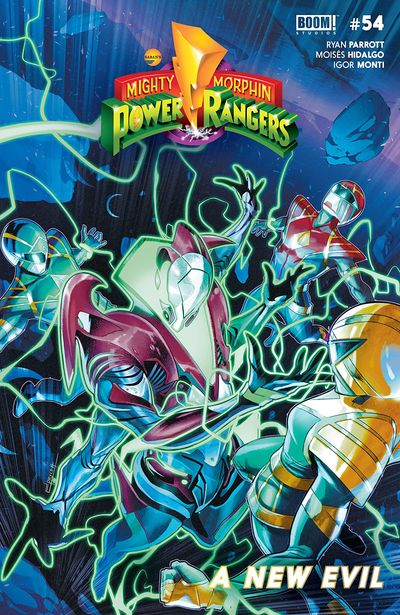 Mighty Morphin Power Rangers #54 (2020)