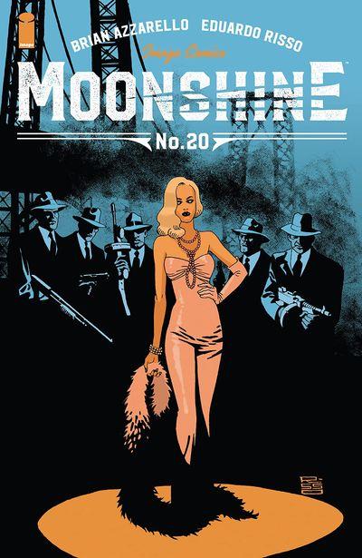 Moonshine #20 (2020)