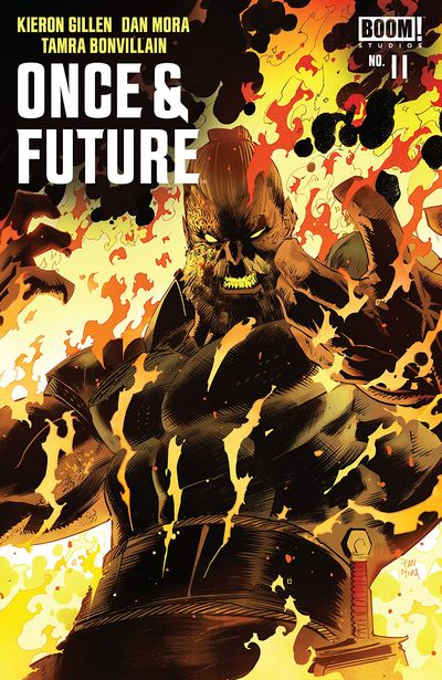 Once and Future #11 (2020)