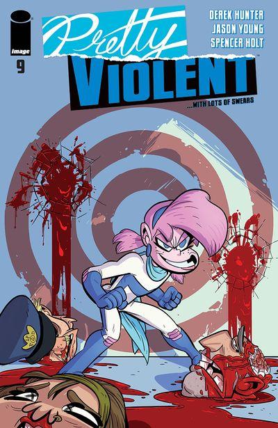 Pretty Violent #9 (2020)
