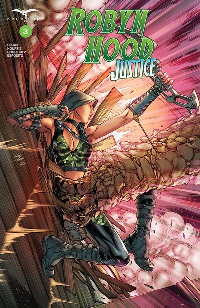 Robyn Hood – Justice #3 (2020)