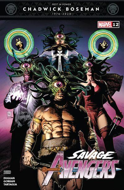 Savage Avengers #12 (2020)