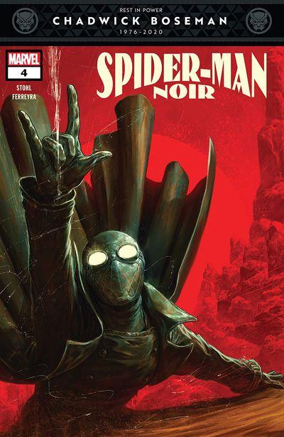 Spider-Man Noir #4 (2020)