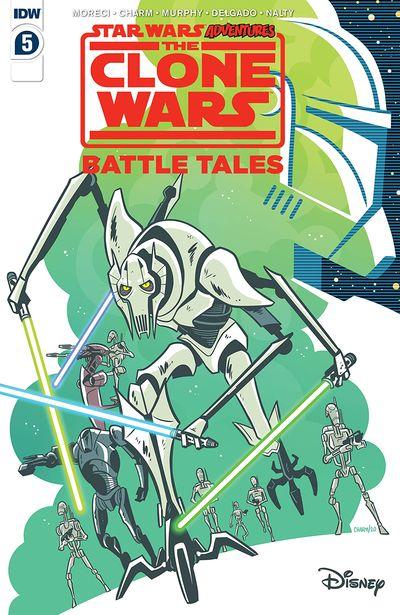 Star Wars Adventures – Clone Wars #5 (2020)