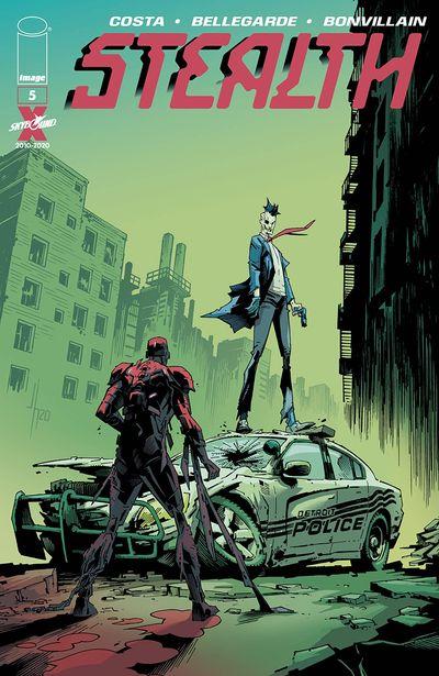 Stealth #5 (2020)