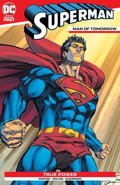 Superman – Man of Tomorrow #16 (2020)