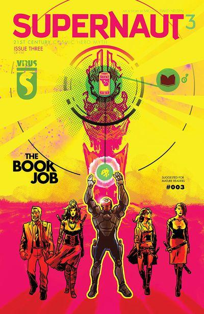Supernaut #3 (2020)