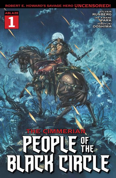 The Cimmerian – People of the Black Circle #1 (2020)