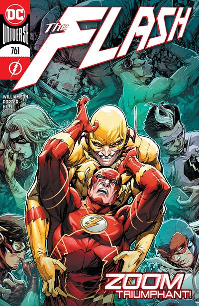 The Flash #761 (2020)