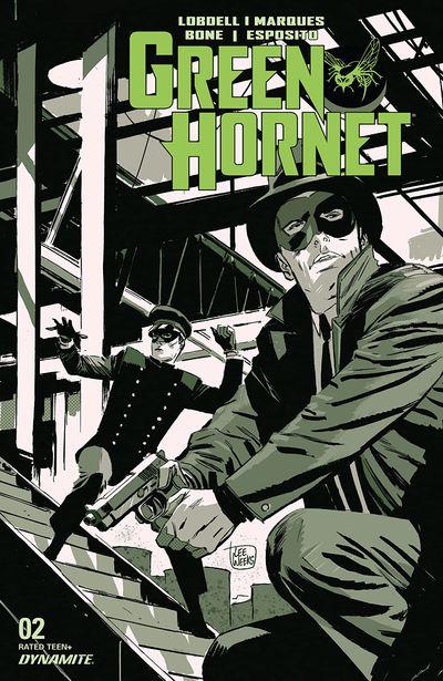 The Green Hornet #2 (2020)