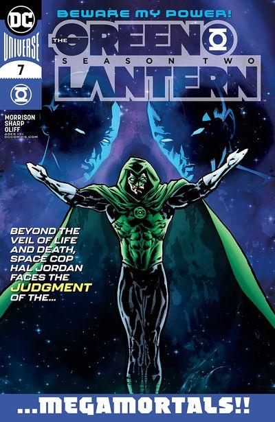 The Green Lantern Season Two #7 (2020)