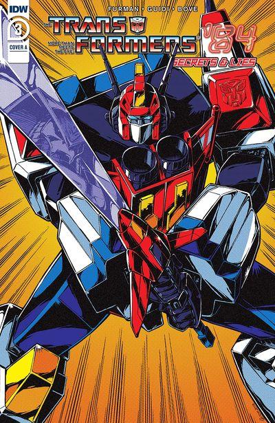 Transformers '84 – Secrets and Lies #3 (2020)