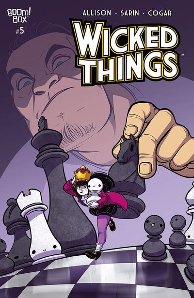 Wicked Things #5 (2020)