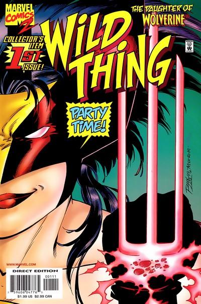 Wild Thing #0 – 5 (1999-2000)