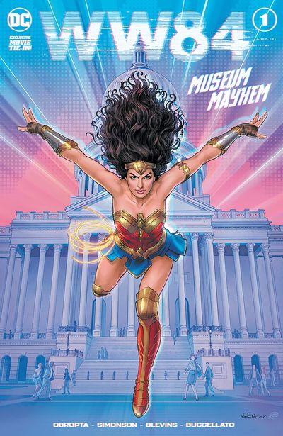 Wonder Woman 1984 #1 (2020)