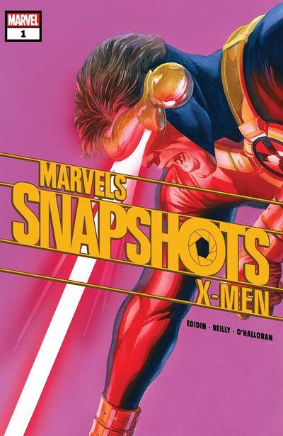 X-Men – Marvels Snapshot #1 (2020)