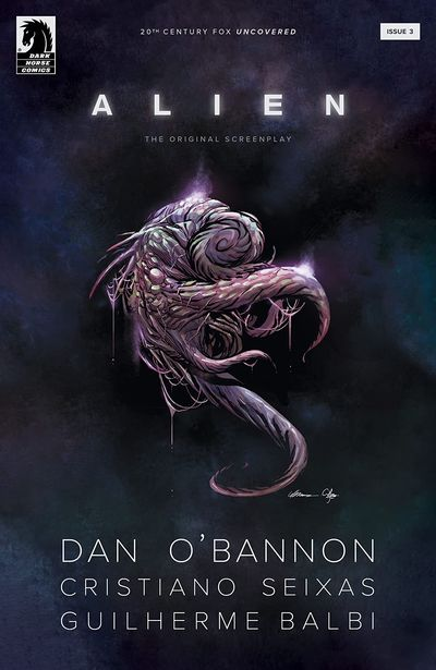 Alien – The Original Screenplay #3 (2020)