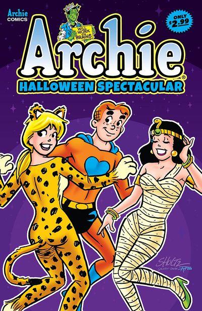 Archie Halloween Spectacular 2020 Archie Halloween Spectacular (2020) – GetComics