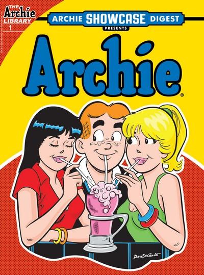 Archie Showcase Digest #1 – Archie (2020)