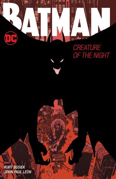 Batman – Creature of the Night (TPB) (2020)