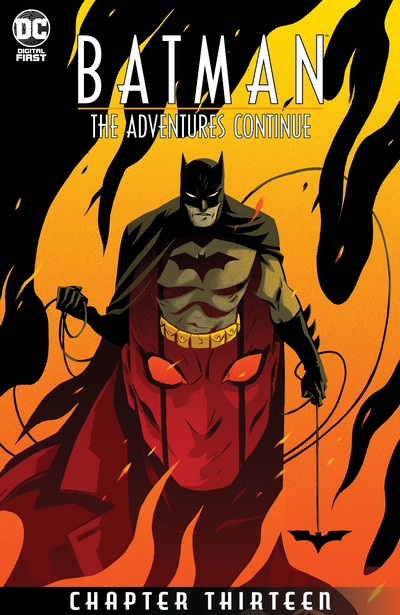 Batman – The Adventures Continue #13 (2020)