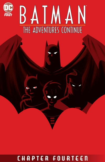 Batman – The Adventures Continue #14 (2020)