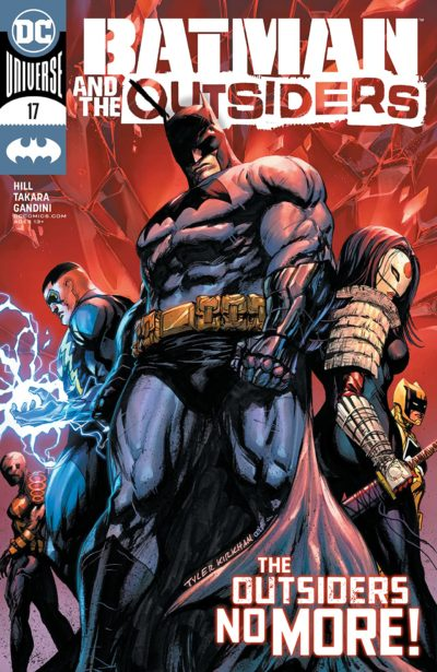 Batman and the Outsiders #17 (2020)