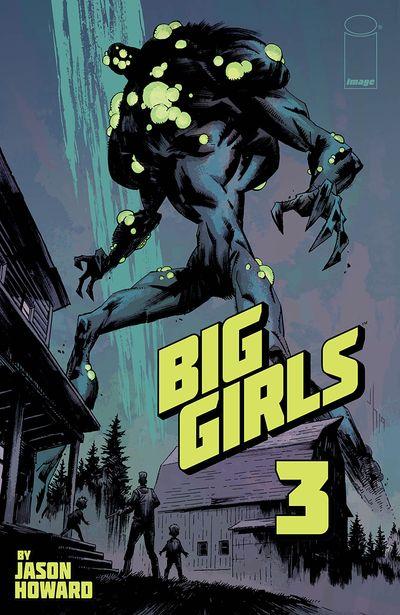 Big Girls #3 (2020)