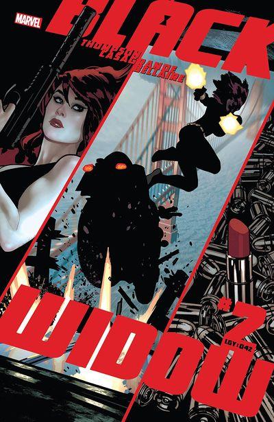 Black Widow #2 (2020)