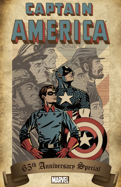 Captain America 65th Anniversary Special #1 (2006)