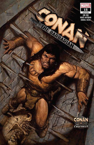 Conan The Barbarian #15 (2020)