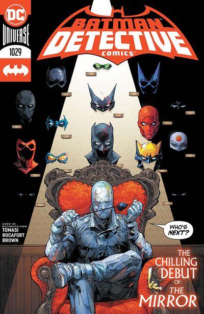 Detective Comics #1029 (2020)